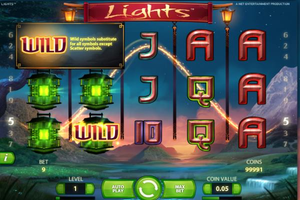 Lights review pokie bonus free spins
