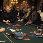 james bond poker scene