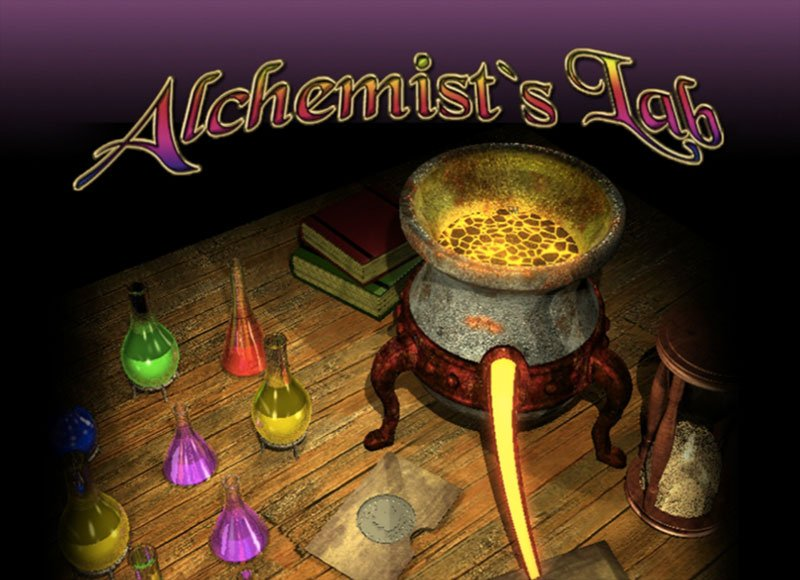 Alchemist's Lab slot
