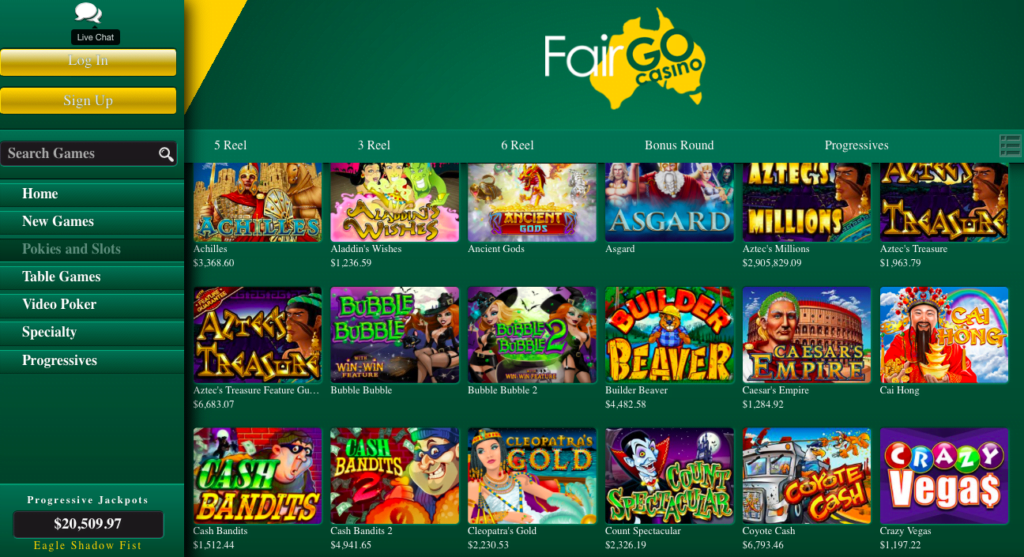 FairGo Casino Review | EXCLUSIVE 15 No Deposit Bonus Coupon