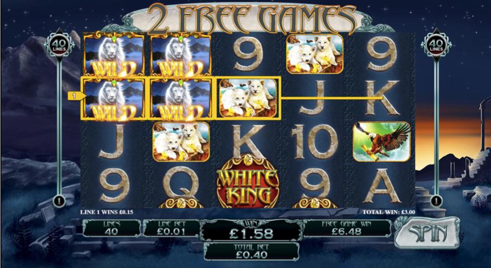 Slots King Games