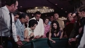 diamonds are forever casino scene