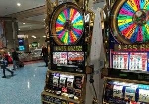 airport lucky wheel